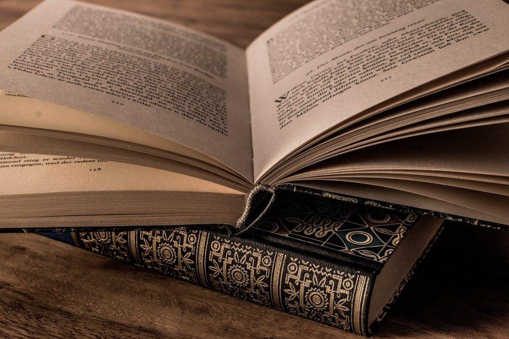literature, book, paper